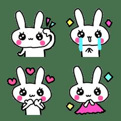 Kirakira usagi Emoji