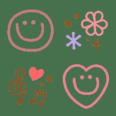 Useful adorable natural emoji 2
