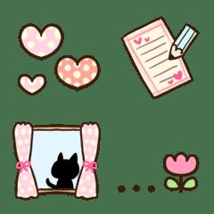 Simple cute emoji 1