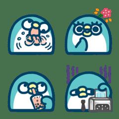 PP mini小小企鵝 表情貼5