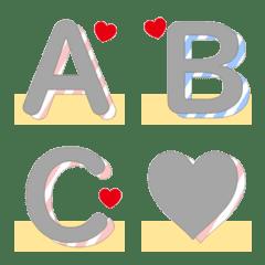 Pop Emoji (Blue&Pink)