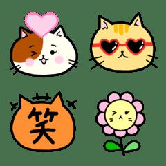 Pretty cat Emoji