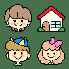 My family emoji