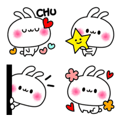 White rabbit 'Mimi'