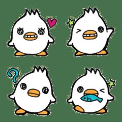 Emoji of Korokoro bird