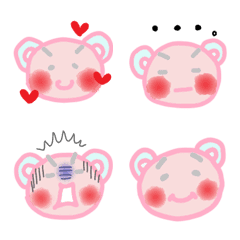 Yu-kuma.emoji's