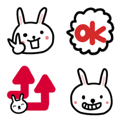 Rabbit's Emoji