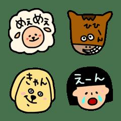 The cry Emoji