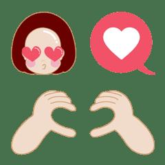 Mumi Meng-Noi emoji V.1