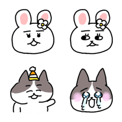 Lily & Michael Emoticons