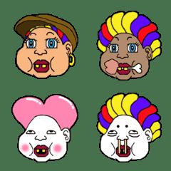 Osaka's aunt