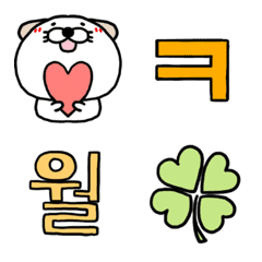 Qootans emoji korean ver