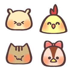 Toterapotte's Emoji created by Suu