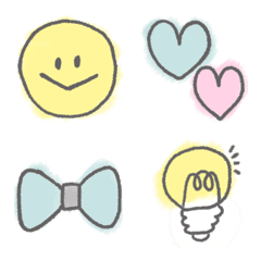 Simple Emoji chie1