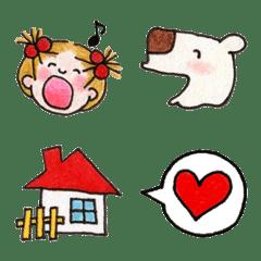 อิโมจิไลน์ COCO and Wondrous Emoji 2
