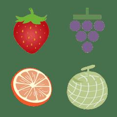 ชุดผลไม้จำนวนมาก