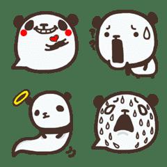 NEKOZE PANDA Emoji 5.
