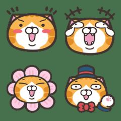 白爛貓☆表情貼☆第2彈