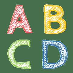 rakugaki emoji(original)