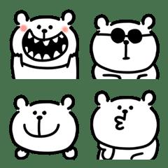 Kumao-Emoji (Big)