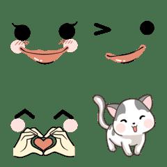 Red Lips funny emoji
