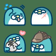 PP mini小小企鵝 表情貼6