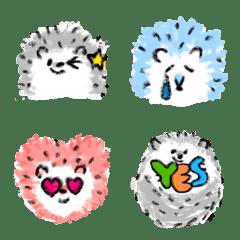 Hedgehog-chan Emoji