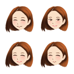 Happy Kaho's Emoji