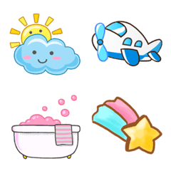 Daily Life Emoji