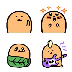 Mellow croquette Emoji