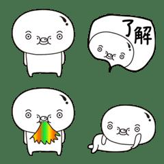 每天可愛的超現實主義表情符號 emoji