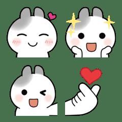 Cheeks Pink ( Rabbit Version ) Emoji