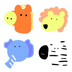 Pastel Animal