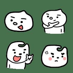 茉莉花和肉桂顏文字(表情符號)