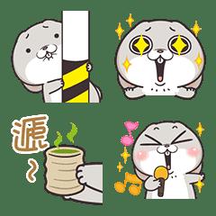อิโมจิไลน์ Very Miss Rabbit Emoji 2