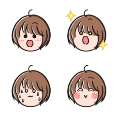 Yume's emoji