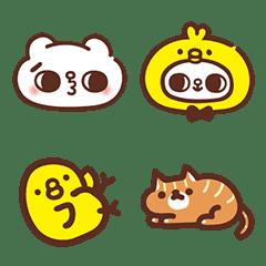 อิโมจิไลน์ SONG SONG MEOW Emoji