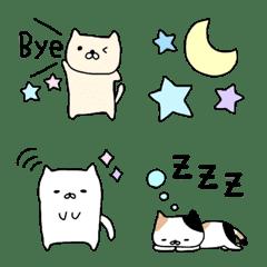 Pastel cat 3