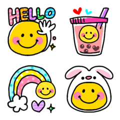 Nami Hashii's Smile Nico-chan