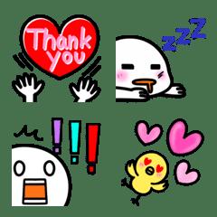 [100% Every day] Cute Emoji 2