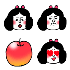 snow White became busy