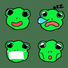 Frog's feelings