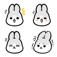 Machiko Rabbit Emoji
