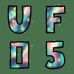 Galaxy Emoji – LINE Emoji | LINE STORE