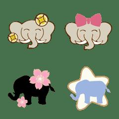 各種可愛大象