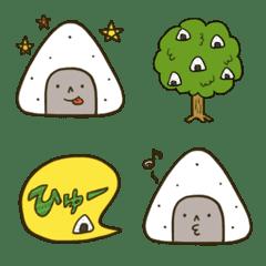 Onigiri Nori-kun Emoji 1 #Standard