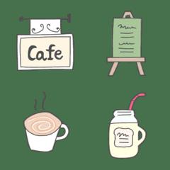 Cafeteria emoji – LINE Emoji | LINE STORE