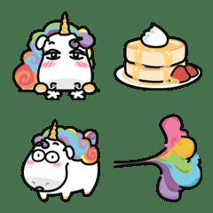 Nijicorn Emoji 1