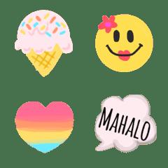 Lovely Summer emoji