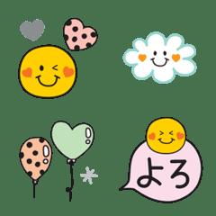 girlish nikochan emoji
